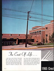 Page 6, 1965 Edition, Peoria High School - Crest Yearbook (Peoria, IL) online yearbook collection