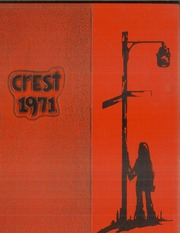 1971 Edition, Peoria High School - Crest Yearbook (Peoria, IL)
