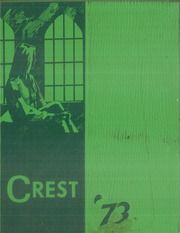 1973 Edition, Peoria High School - Crest Yearbook (Peoria, IL)