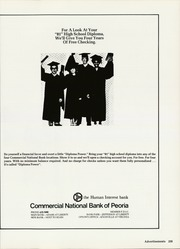 Page 239, 1981 Edition, Peoria High School - Crest Yearbook (Peoria, IL) online yearbook collection
