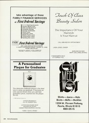 Page 240, 1981 Edition, Peoria High School - Crest Yearbook (Peoria, IL) online yearbook collection