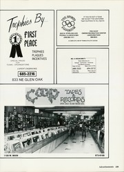 Page 243, 1981 Edition, Peoria High School - Crest Yearbook (Peoria, IL) online yearbook collection