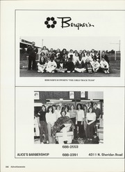 Page 246, 1981 Edition, Peoria High School - Crest Yearbook (Peoria, IL) online yearbook collection