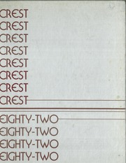 1982 Edition, Peoria High School - Crest Yearbook (Peoria, IL)