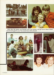Page 8, 1982 Edition, Peoria High School - Crest Yearbook (Peoria, IL) online yearbook collection