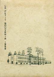 1959 Edition, Southeastern High School - Le Petit Souvenir Yearbook (Hammond, LA)