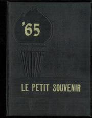 1965 Edition, Southeastern High School - Le Petit Souvenir Yearbook (Hammond, LA)