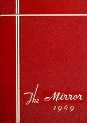1949 Edition, Eater Junior High School - Mirror Yearbook (Rantoul, IL)