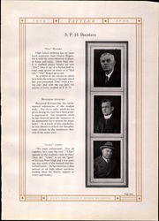 Page 15, 1924 Edition, PJ Jacobs High School - Tattler Yearbook (Stevens Point, WI) online yearbook collection