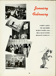 Page 14, 1941 Edition, PJ Jacobs High School - Tattler Yearbook (Stevens Point, WI) online yearbook collection