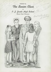 Page 7, 1943 Edition, PJ Jacobs High School - Tattler Yearbook (Stevens Point, WI) online yearbook collection