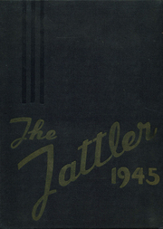 Page 1, 1945 Edition, PJ Jacobs High School - Tattler Yearbook (Stevens Point, WI) online yearbook collection