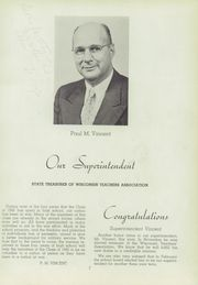 Page 13, 1945 Edition, PJ Jacobs High School - Tattler Yearbook (Stevens Point, WI) online yearbook collection