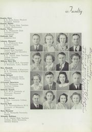 Page 17, 1945 Edition, PJ Jacobs High School - Tattler Yearbook (Stevens Point, WI) online yearbook collection
