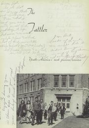 Page 7, 1945 Edition, PJ Jacobs High School - Tattler Yearbook (Stevens Point, WI) online yearbook collection