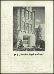 Page 10, 1949 Edition, PJ Jacobs High School - Tattler Yearbook (Stevens Point, WI) online yearbook collection