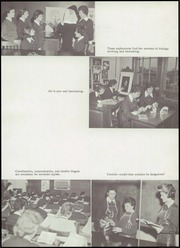Page 17, 1960 Edition, Academy of Notre Dame - Memories Yearbook (Belleville, IL) online yearbook collection