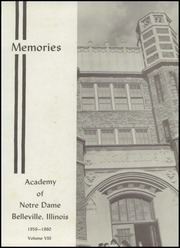 Page 5, 1960 Edition, Academy of Notre Dame - Memories Yearbook (Belleville, IL) online yearbook collection