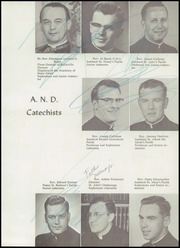 Page 9, 1960 Edition, Academy of Notre Dame - Memories Yearbook (Belleville, IL) online yearbook collection
