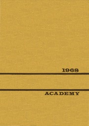 Academy of Notre Dame - Memories Yearbook (Belleville, IL) online yearbook collection, 1968 Edition, Page 1