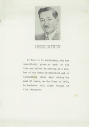 Page 13, 1952 Edition, Pleasant Prairie Academy - Archive Yearbook (German Valley, IL) online yearbook collection