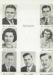 Page 17, 1952 Edition, Pleasant Prairie Academy - Archive Yearbook (German Valley, IL) online yearbook collection
