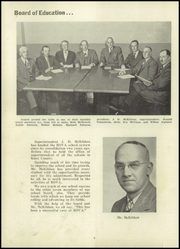 Page 10, 1950 Edition, Rova High School - Rovan Yearbook (Oneida, IL) online yearbook collection