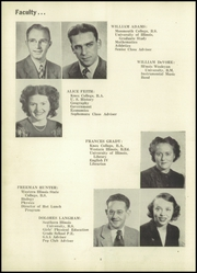 Page 12, 1950 Edition, Rova High School - Rovan Yearbook (Oneida, IL) online yearbook collection