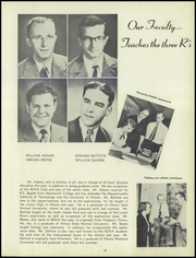 Page 17, 1951 Edition, Rova High School - Rovan Yearbook (Oneida, IL) online yearbook collection