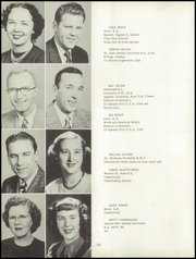 Page 14, 1952 Edition, Rova High School - Rovan Yearbook (Oneida, IL) online yearbook collection