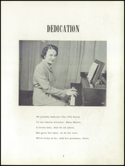 Page 7, 1952 Edition, Rova High School - Rovan Yearbook (Oneida, IL) online yearbook collection
