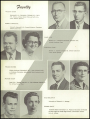 Page 10, 1956 Edition, Rova High School - Rovan Yearbook (Oneida, IL) online yearbook collection