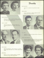 Page 11, 1956 Edition, Rova High School - Rovan Yearbook (Oneida, IL) online yearbook collection