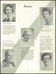 Page 15, 1956 Edition, Rova High School - Rovan Yearbook (Oneida, IL) online yearbook collection