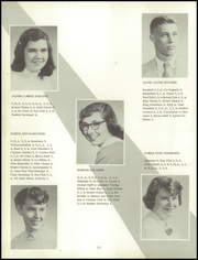 Page 16, 1956 Edition, Rova High School - Rovan Yearbook (Oneida, IL) online yearbook collection