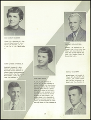 Page 17, 1956 Edition, Rova High School - Rovan Yearbook (Oneida, IL) online yearbook collection