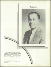 Page 7, 1956 Edition, Rova High School - Rovan Yearbook (Oneida, IL) online yearbook collection