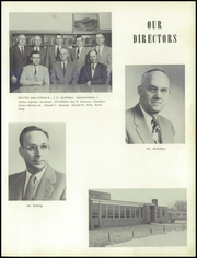 Page 9, 1956 Edition, Rova High School - Rovan Yearbook (Oneida, IL) online yearbook collection