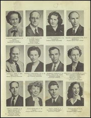 Page 13, 1948 Edition, Raymond High School - Ra Co Hi Yearbook (Raymond, IL) online yearbook collection