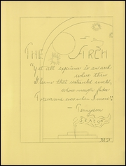 Page 5, 1939 Edition, Seaton High School - Arch Yearbook (Seaton, IL) online yearbook collection