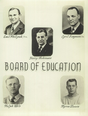 Page 15, 1952 Edition, Valier High School - Bluebird Yearbook (Valier, IL) online yearbook collection