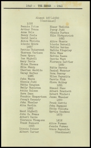 Page 17, 1941 Edition, Sugar Grove High School - Ember Yearbook (Sugar Grove, IL) online yearbook collection