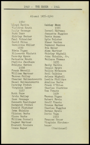 Page 7, 1941 Edition, Sugar Grove High School - Ember Yearbook (Sugar Grove, IL) online yearbook collection