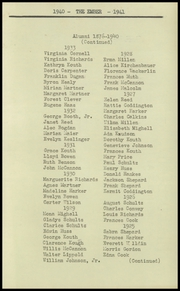 Page 9, 1941 Edition, Sugar Grove High School - Ember Yearbook (Sugar Grove, IL) online yearbook collection