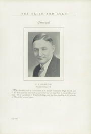 Page 13, 1929 Edition, St Joseph High School - Sachem Yearbook (St Joseph, IL) online yearbook collection