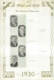 Page 12, 1930 Edition, St Joseph High School - Sachem Yearbook (St Joseph, IL) online yearbook collection