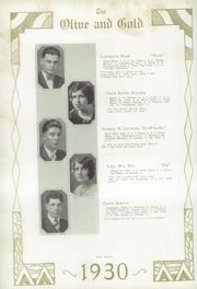 Page 16, 1930 Edition, St Joseph High School - Sachem Yearbook (St Joseph, IL) online yearbook collection