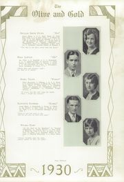 Page 17, 1930 Edition, St Joseph High School - Sachem Yearbook (St Joseph, IL) online yearbook collection