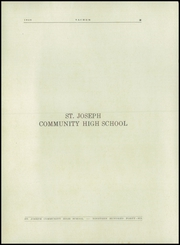 Page 10, 1946 Edition, St Joseph High School - Sachem Yearbook (St Joseph, IL) online yearbook collection