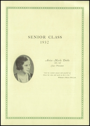 Page 11, 1932 Edition, Stickney School - Echoes Yearbook (Chicago, IL) online yearbook collection